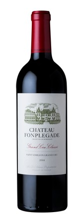CHATEAU FONPLEGADE 2014 750ml